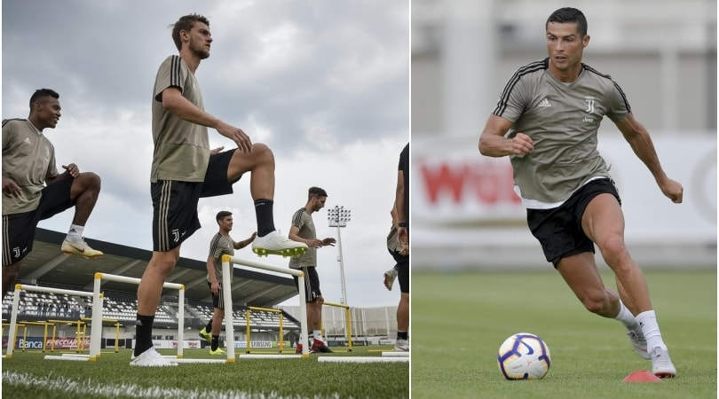 Juventus, il metodo Rugani: Ronaldo si ferma così!