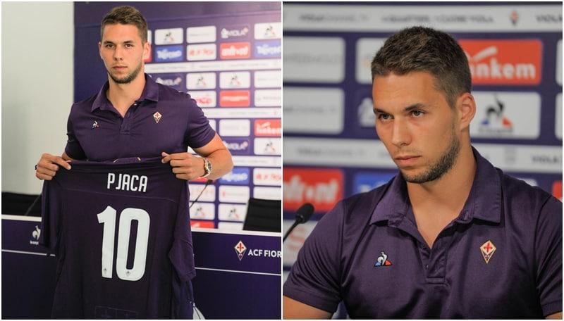 Fiorentina, ecco Pjaca: «Dimostrerò di meritare la 10»