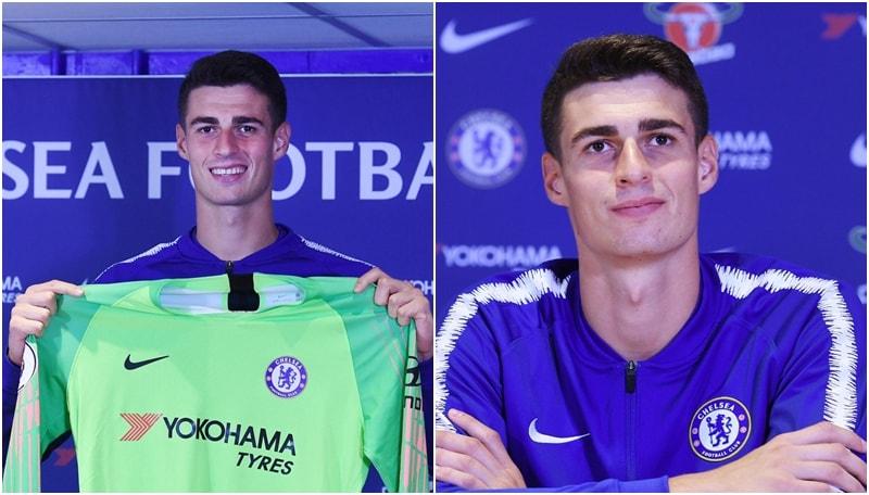 Chelsea, presentato Kepa: il portiere record da 80 milioni
