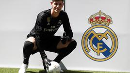 Courtois, Real miglior club al mondo