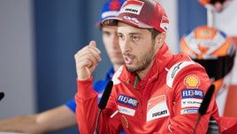 MotoGp Austria, Dovizioso: «Mi sento bene sotto pressione»