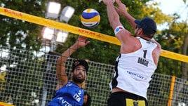 Beach Volley: a Mosca Lupo-Nicolai conquistano gli ottavi