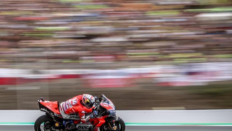 MotoGp: Austria, è dominio Ducati