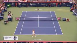 Montreal, Sharapova fuori in due set