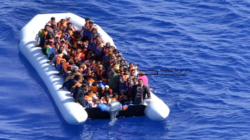 Fermato scafista per sbarco Pantelleria
