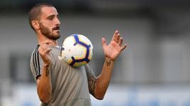 Juventus, parla Bonucci:«Di nuovo a casa. I fischi? Diventeranno applausi»
