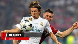 Inter, il giorno di Modric