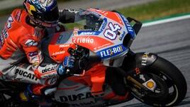 MotoGp Austria, Dovizioso: «Le gomme hanno funzionato bene»