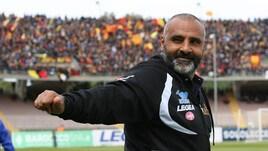 Coppa Italia Lecce, Liverani:  «Genoa favorito, ma ci proviamo»