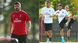 Il Milan prepara la sfida al Real e saluta Montolivo