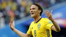 Calciomercato Sampdoria, arriva lo svedese Ekdal