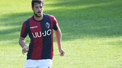 Serie A Bologna, stiramento per Destro: due settimane di stop