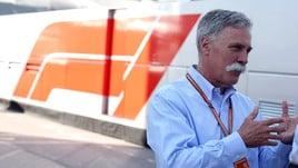 F1, Carey al lavoro per il futuro di Hockenheim