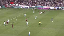 Il primo gol di Iniesta in Giappone
