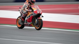 MotoGp Austria, Libere 4: Marquez sempre davanti, Rossi 12°