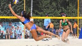 Beach Volley: le coppie azzurre si fermano ai quarti