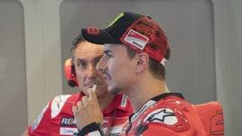 MotoGp Austria, Lorenzo: «Buon terzo tempo»