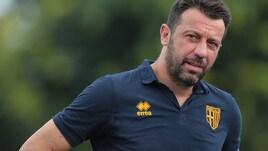 Coppa Italia Parma, D'Aversa: «Pisa da non sottovalutare, è importante passare il turno»