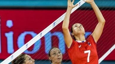 Volley:  Rabobank Super Series Volleyball, l'Italia si inchina alla Russia
