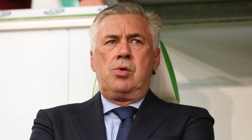 Serie A, Lazio-Napoli: i bookmaker dicono Ancelotti