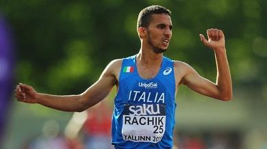 Europei,YassineRachik bronzo nella maratona