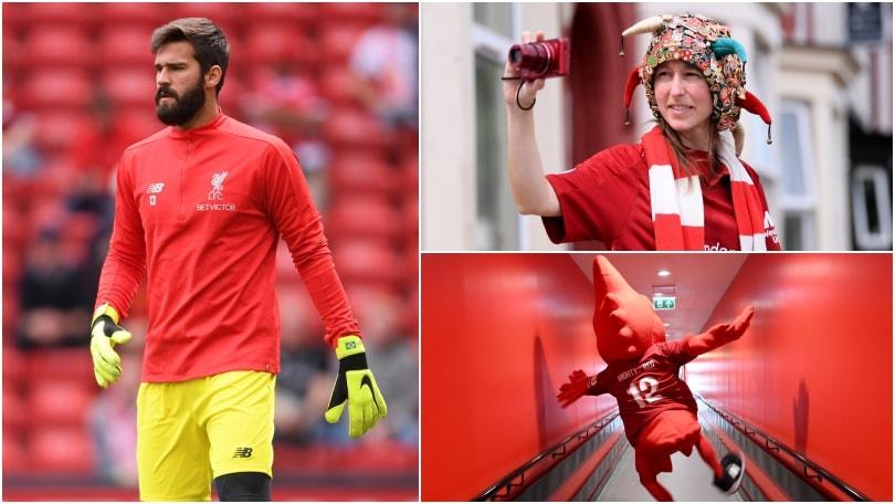 Liverpool-West Ham: spettacolo a Anfield per il debutto di Alisson