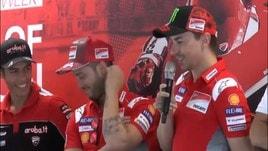 Moto Gp, Lorenzo trionfa in Austria: Rossi sesto