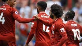 Premier:Poker Liverpool, 4-0 al West Ham