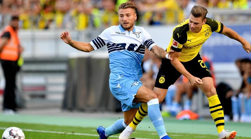 La Lazio cade ancora, sconfitta 1-0 dal Borussia Dortmund