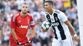 Juventus, Ronaldo in gol al debutto a Villar Perosa