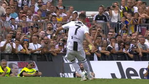 Juve, gli highlights della sfida di Villar Perosa