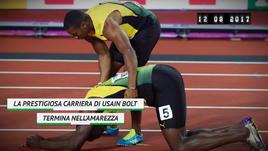 On This Day - L'amaro finale di carriera di Usain Bolt