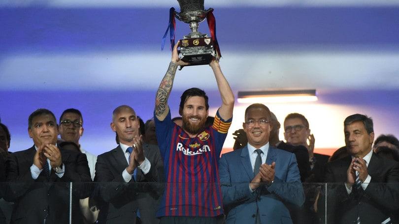 Messi fa 33: è il giocatore più vincente della storia del Barcellona