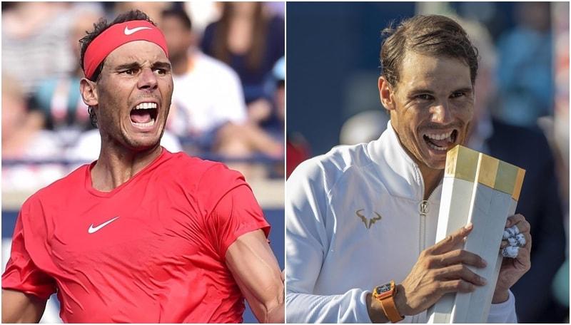 Atp Toronto, Nadal torna a vincere sul cemento: Tsitsipas sconfitto in finale