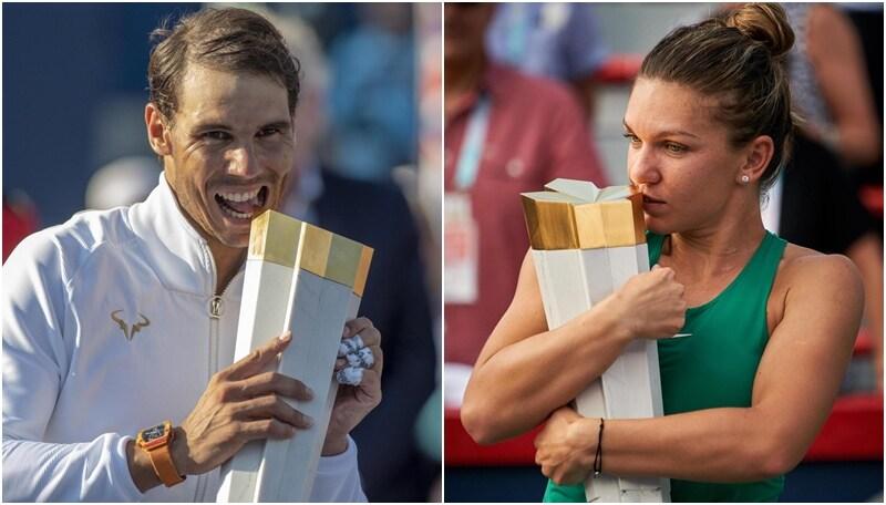 Tennis, Nadal e Halep ancora in testa nei ranking. Fognini e Giorgi stabili