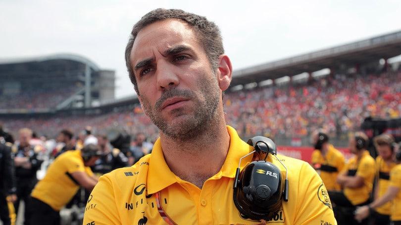 F1 Renault: Abiteboul: «Il nostro è un motore da pole»