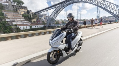 Honda PCX 125: la prova del super-commuter