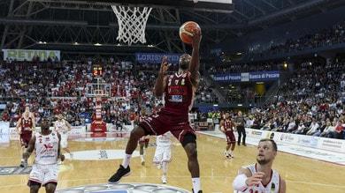 Basket Seria A: colpo Pistoia, preso Johnson