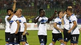 Europa League, Atalanta-Hapoel: il segno «1» vale 1,16