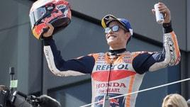 MotoGp, un altro titolo di Marc Marquez a 1,04