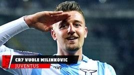 Juventus, Ronaldo vuole Milinkovic