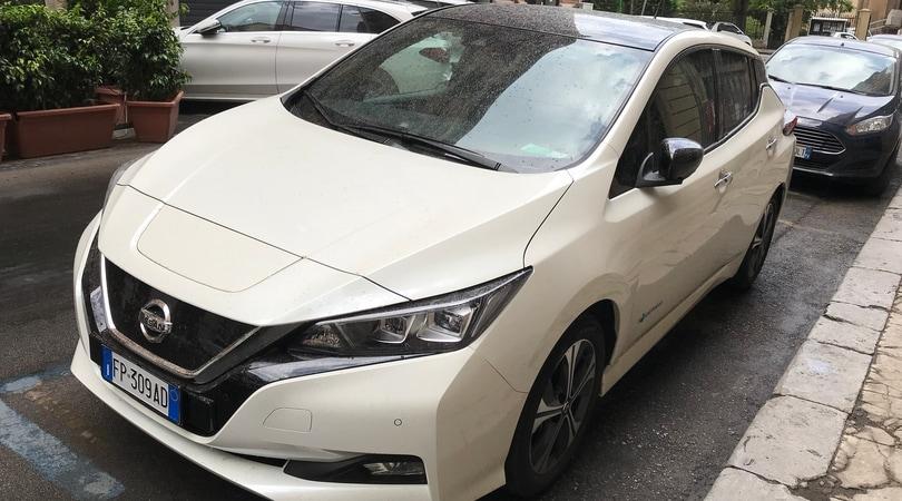 Nissan Leaf, vi raccontiamo la nostra prova