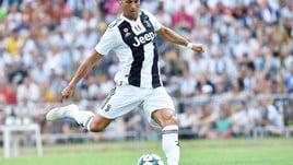 Serie A, la Juventus parte già a quota schiacciante