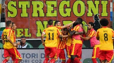Coppa Italia, il Benevento elimina l'Udinese. Piatek show, Genoa avanti