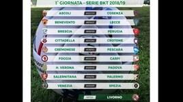 Calendario Serie B 2018/19: tutte le giornate