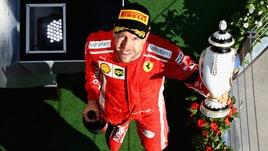 F1 Ferrari, Vettel: «Faremo grandi cose nella seconda metà di stagione»