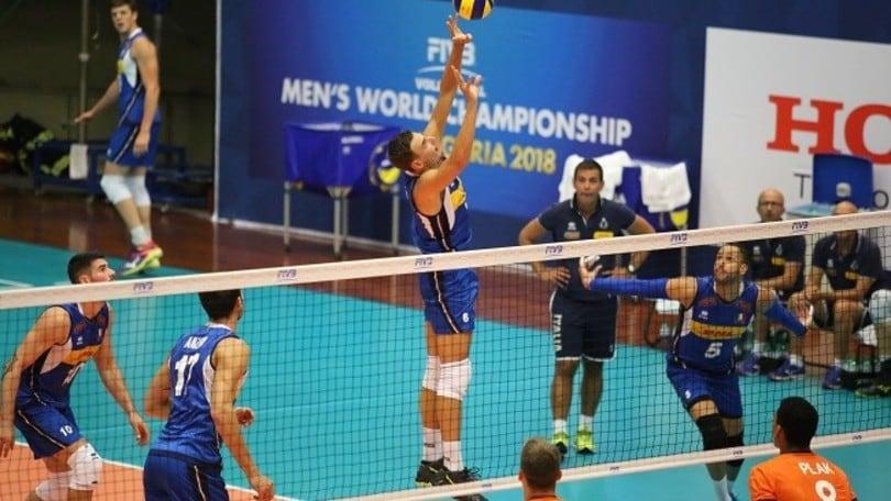Volley: la nazionale maschile si ritrova il 17 a Cavalese