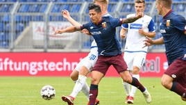 Calciomercato Frosinone, pressing per Lapadula