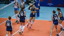 Volley: Mazzanti ha scelto le 22 per il Mondiale
