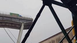 Crollo ponte Genova, la viabilità sulle autostrade